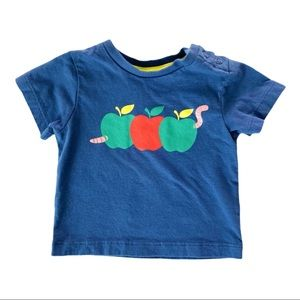 Baby Boden | Blue T-Shirt 🍏🍎🍏
